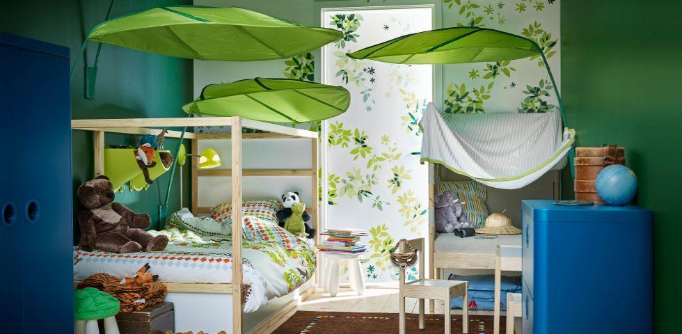 Letto Bambina Ikea.Letti Per Bambini I Piu Belli Diredonna
