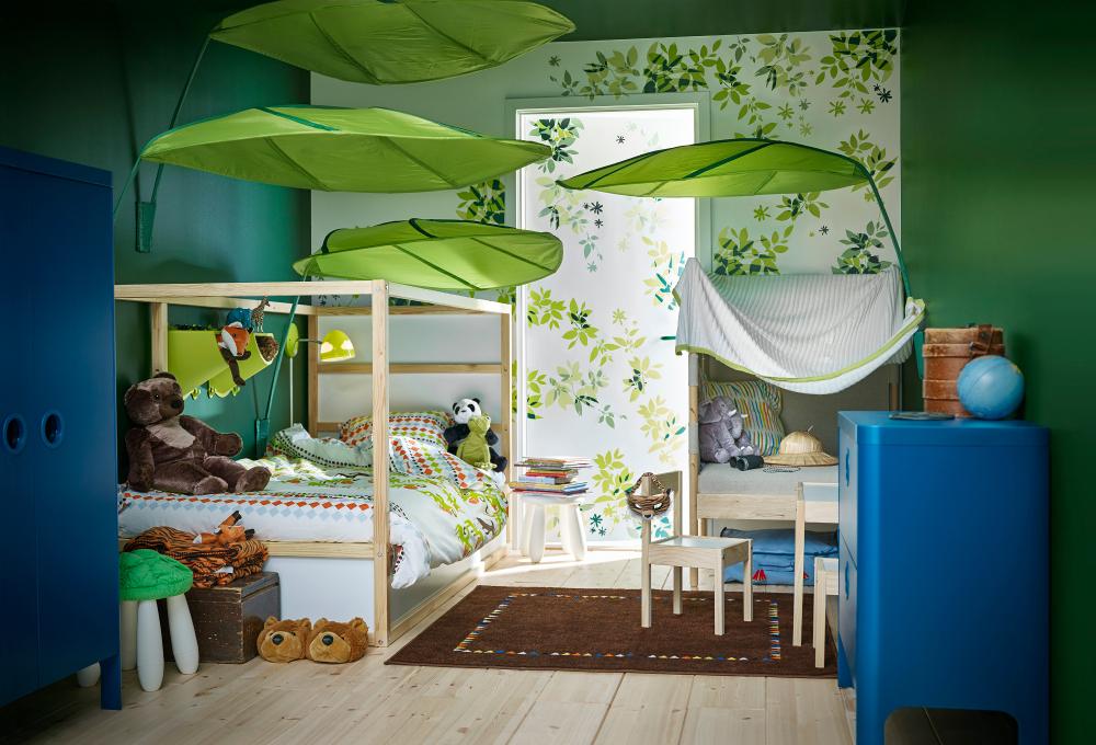 Letto Ikea A Baldacchino.Letti Per Bambini I Piu Belli Diredonna