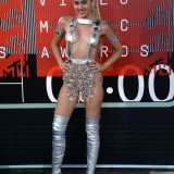 Miley Cyrus agli Mtv VMA 2015