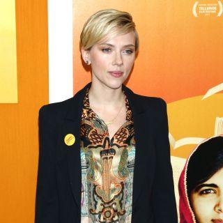 Scarlett Johansson è di nuovo bionda