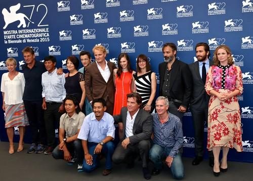 Mostra del Cinema di Venezia: le foto del primo red carpet