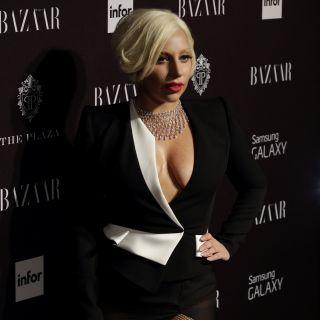 Slip in mostra per Lady Gaga