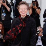 Laurie Anderson sul red carpet
