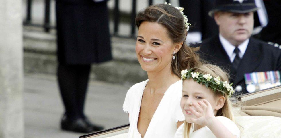 Matrimonio Pippa Middleton : Pippa middleton: ecco la lista degli invitati e i dettagli sul