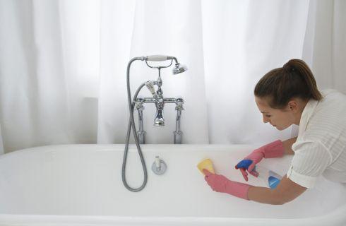 Vasca da bagno: i trucchi per pulirla