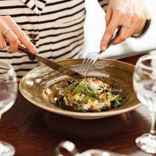Come mangiare al ristorante senza ingrassare