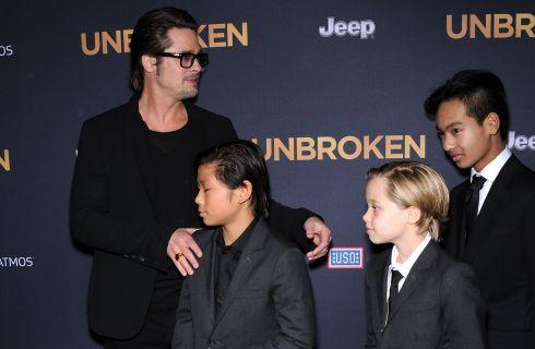 Angelina Jolie e Brad Pitt da un esperto di transgender per Shiloh