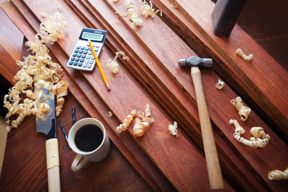 Oggetti fai da te 5 idee con il legno diredonna for Piccoli oggetti in legno fai da te