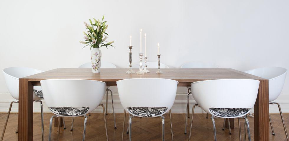 Tavoli da pranzo: idee e soluzioni di design  DireDonna