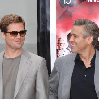 Brad Pitt e George Clooney presto vicini di casa