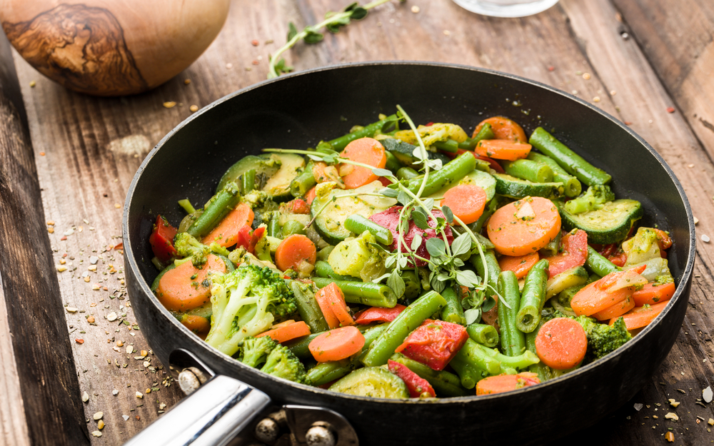 verdure al burro