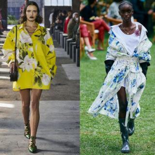 Fashion tip: vestito a fiori, idee di look per la primavera