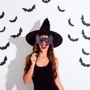 5 idee last minute per i costumi di Halloween