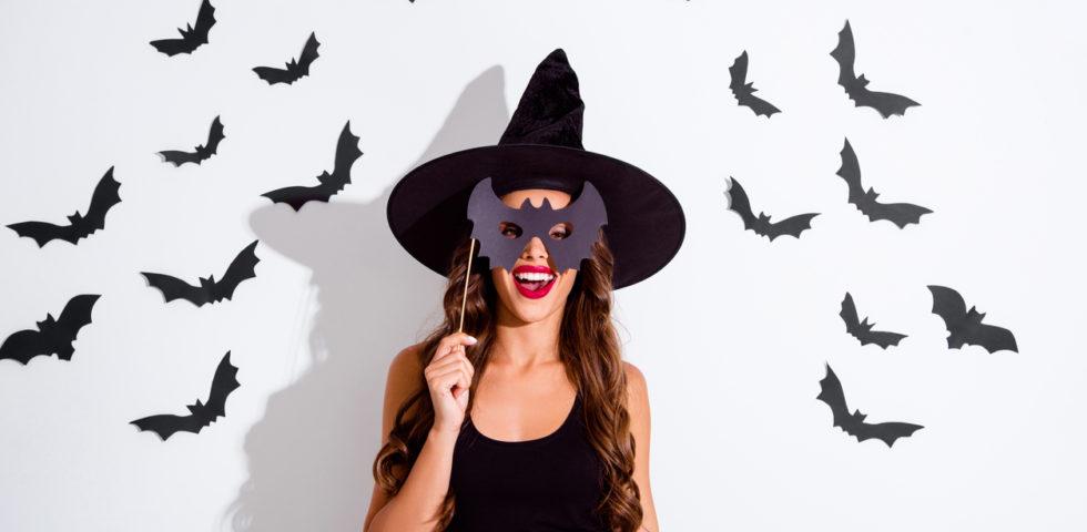 5 idee last minute per i costumi di Halloween fai da te