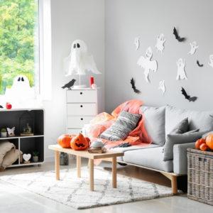 Inspiration: le decorazioni più spaventose per Halloween