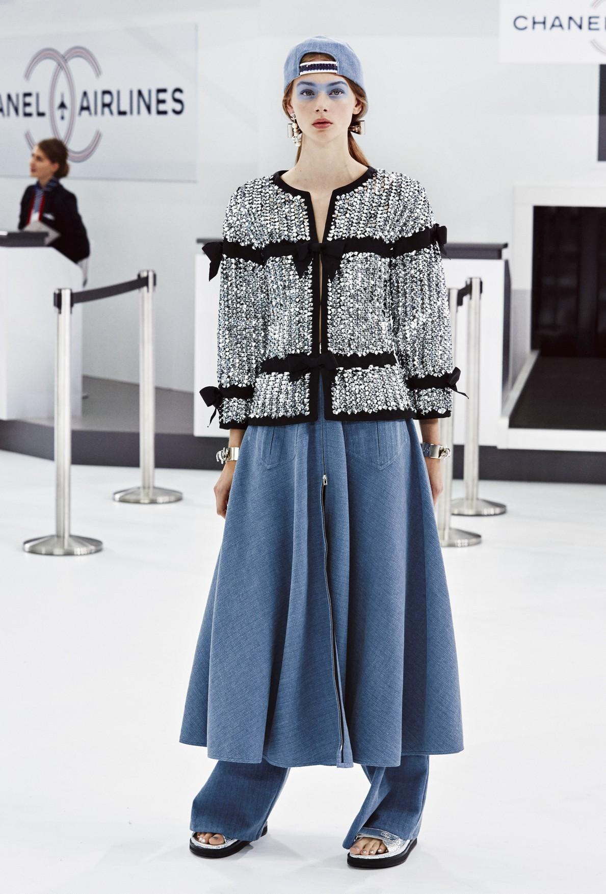 Chanel, le foto della collezione primavera estate 2016