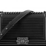 Borsa Boy Chanel in pelle matelasse orizzontale (3720 euro)