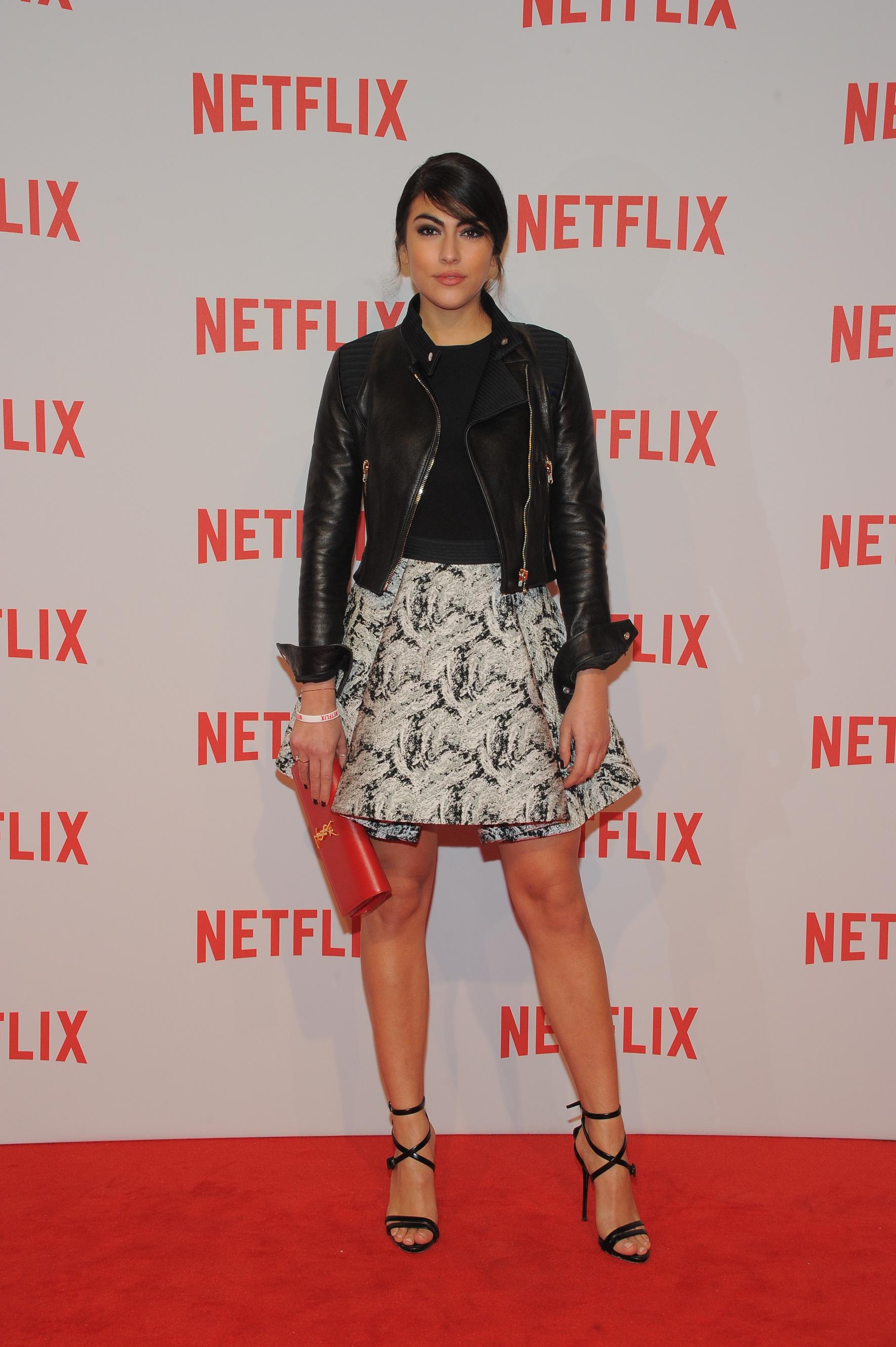 Netflix, le foto del red carpet