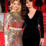 Monica Bellucci e Lea Seydoux