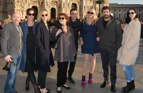 Favino e Daryl Hannah per Netflix in giro per Milano