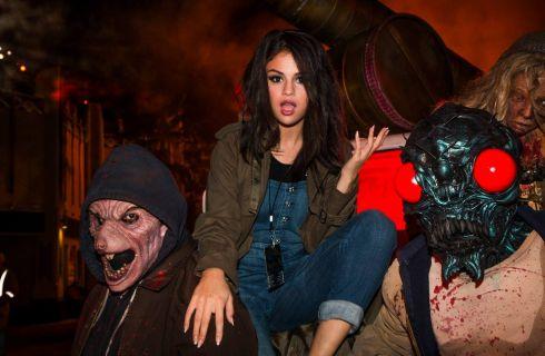 Halloween: da Beyoncé a Selena Gomez i costumi delle star