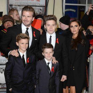 La famiglia Beckham è più ricca dei Windsor