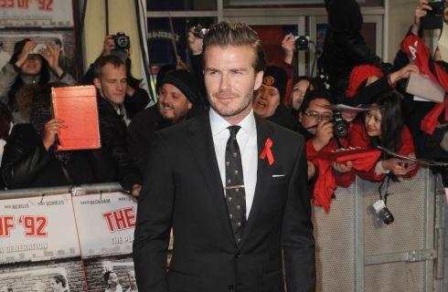 David Beckham ricorda la piccola Kirsty su Instagram