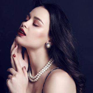 Come abbinare la collana di perle