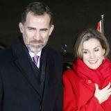 Felipe di Spagna e Letizia Ortiz