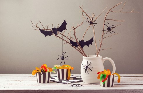 Decorazioni Halloween fai da te: 5 idee