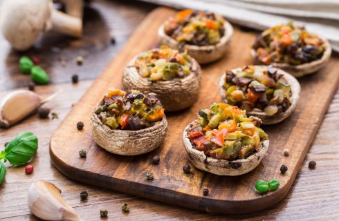 Funghi: 5 ricette di stagione