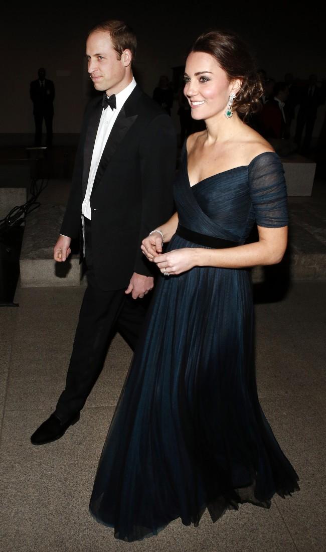 Gli abiti da sera più belli di Kate Middleton