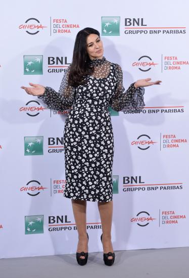 Monica Bellucci ospite alla Festa del Cinema di Roma