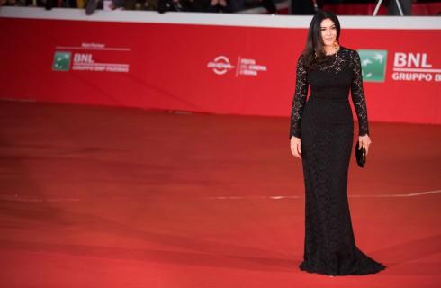 Festa del Cinema di Roma: Monica Bellucci regina del red carpet