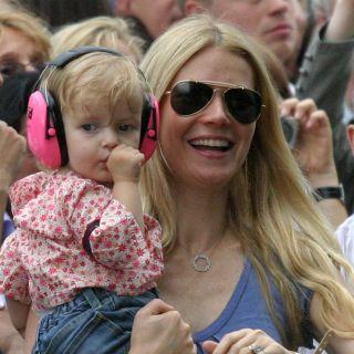 La dedica di Gwyneth Paltrow alla figlia Apple