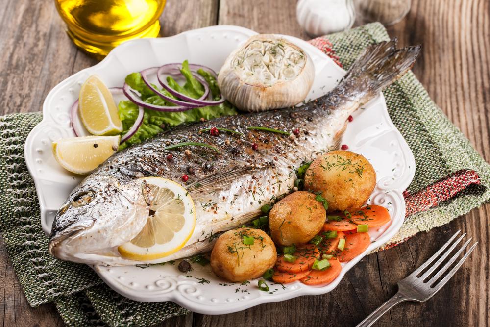 Ricette di pesce facili 3 secondi piatti diredonna for Ricette di pesce facili