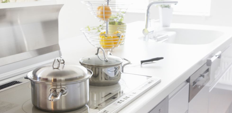 Come scegliere gli elettrodomestici della cucina diredonna - Come pulire gli scarichi della cucina ...