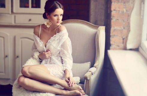 Intimo da sposa: cosa indossare sotto l'abito