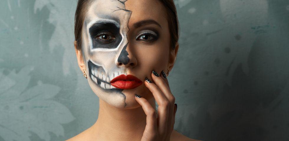 5 costumi di Halloween fai da te last minute 27c4af5812a8