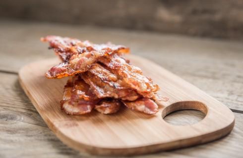 Mangia bacon tutte le mattine da 116 anni