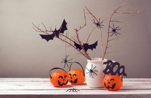 Decorazioni di Halloween per la tavola: 3 idee