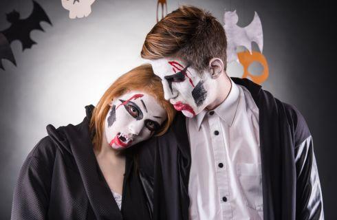 Costumi di Halloween per coppia: 10 idee fai da te