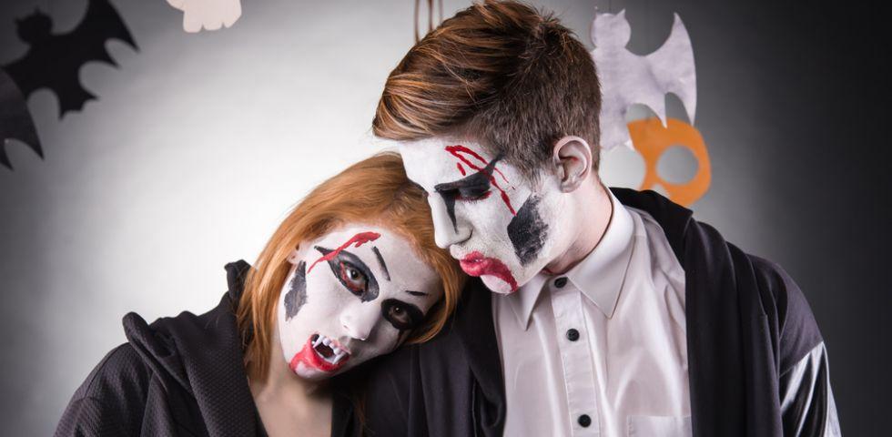 lusso scegli il più recente tecnologia avanzata Trucco Halloween 2019 per coppia: 10 vestiti fai da te ...