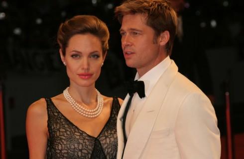Brad Pitt su Angelina Jolie: è un capo sexy e risoluto