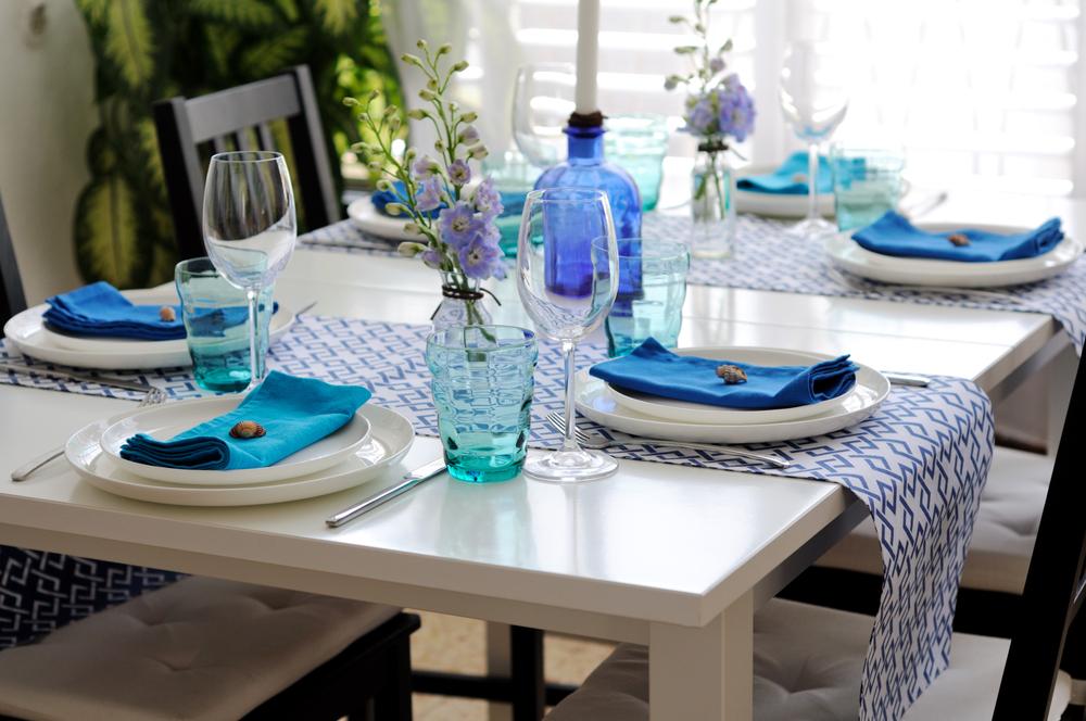 Apparecchiare la tavola, 5 stili da provare