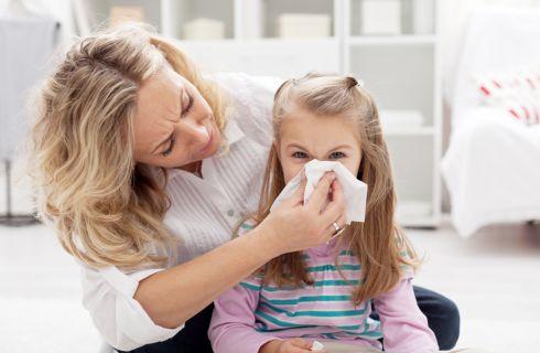Bambini e malattie infettive: come evitare il contagio