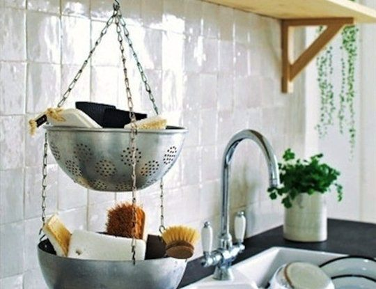 Come trasformare i vecchi oggetti da cucina diredonna - Oggetti da cucina ...