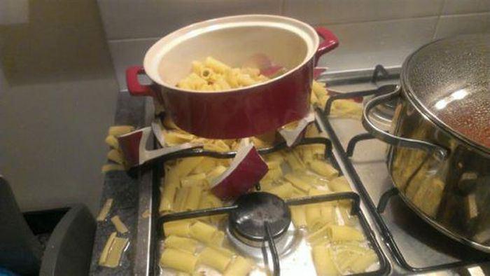 Disastri in cucina diredonna - Tema sulla cucina ...