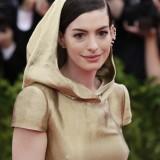 Anne Hathaway  al MET 2015