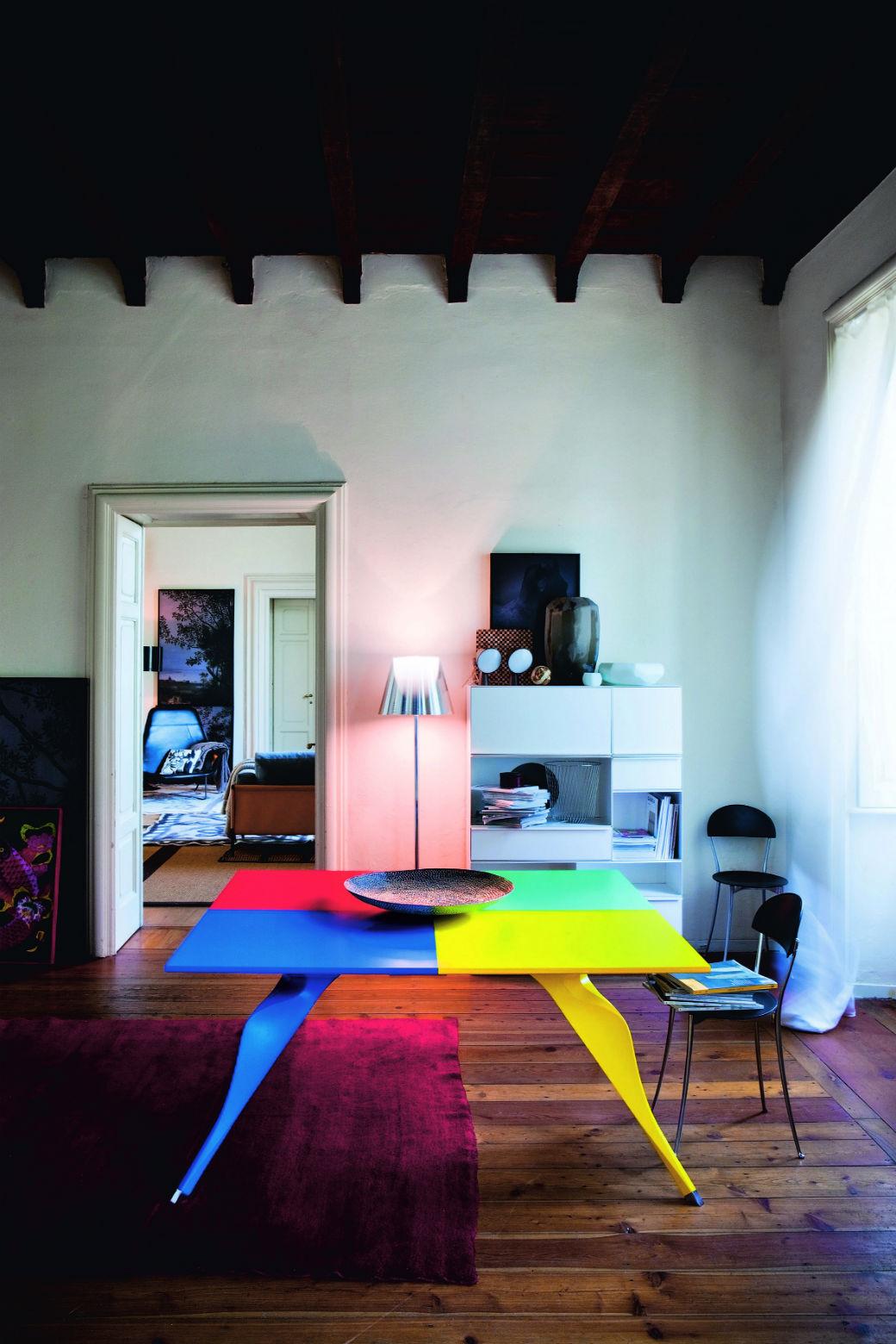 zanotta le idee che hanno rivoluzionato il design diredonna. Black Bedroom Furniture Sets. Home Design Ideas
